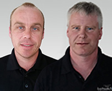 Bathroom Renovation Specialists for Quinte, ON - Jared Mitchell & Craig Robinson